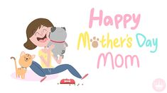 With deep veneration and love in hearts for motherhood, you can honor the cornerstone of your family by sending her heart-tugging happy mothers day 2020 on the occasion of mothers day Mothers Day Gif, Happy Mothers Day Mom, Mother Day Wishes, Mothers Love, I Love You Mother, I Love Mom, Pet Shop, Happy Mother's Day Gif, Gif Animated Images