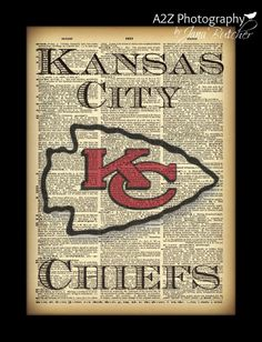 KC+Chiefs+Dictionary+8x10+Print+by+A2Z+Photography The+perfect+addition+to+any+man+cave+or+gift+for+any+Chiefs+fan.+ To+keep+updated+on+all+my+photos+visit+www.facebook.com/a2zphoto If+you+love+this+print+but+would+like+it+in+a+different+size+here+are+links+to+the+other+choices For+a+5x...