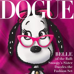 Belle's first cover!