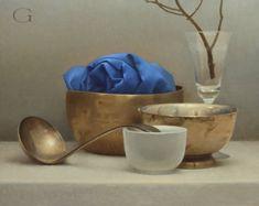 El realismo clásico del pintor David Gray.