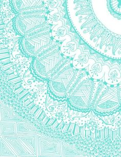 coconut, lemon & lime: tip toe into a sea of turquoise - inspiration