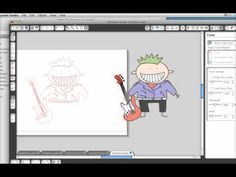 Tracing and defining cut lines (not only how to cut the outside edge, but how to cut out parts of an image within the trace).