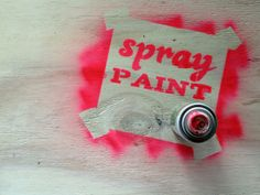 "#YouMightBeACrafterIf  ""You want to spray paint ALL THE THINGS. No plastic animal, picture frame or tacky tchotchke is safe. Even your dog got into the crossfire once or twice."" http://hg.tv/swoh"