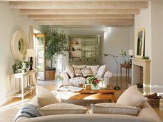 bildergebnis für wohnzimmer landhausstil gelb | livingroom ... - Wohnzimmer Landhausstil Gelb