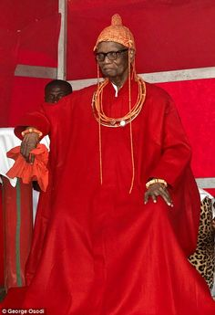 11 Best OBA OF BENIN (NIGERIA) images in 2014 | African royalty