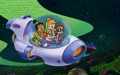 Cyberchase - TV Show Review