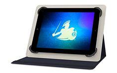 "iPad EMF Radiation Case - DefenderShield Universal Case for 7""-8"" tablet computers including iPad Mini, Nexus 7, and Galaxy 7 ... DefenderShield"