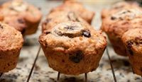Show details for Banana Chocolate Chip MoJo Muffins
