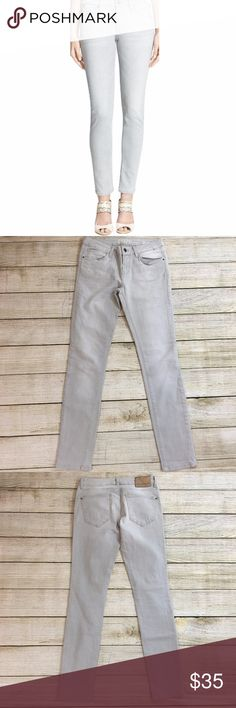 Zara Skinny Jean Inseam: 29 inches Lay Flat Waist: 14 inches Lay Flat Leg Opening:  5 inches Rise: 7.5 inches Description: like new condition, great stretch  Bundle & Save: 10% off or more  NO TRADES Shipping within 24 hours Zara Jeans Skinny