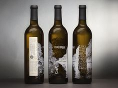 Links Bridge Vineyards Classic Series Wine on Packaging of the World - Creative Package Design Gallery