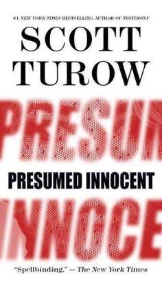 Presumed Innocent  Presumed Innocent Author