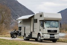 Reisemobil: Ando 950HG (205 kW / 294 PS) - bocklet fahrzeugbau