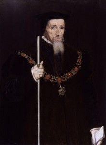 William Paulet, Lord Chamberlain and Lord Steward