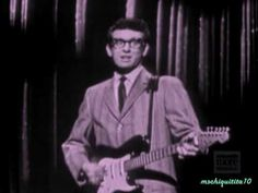 """"""" by Buddy Holly I was old in 1958 but I remember this song. My mama played it a lot. Awesome Songs, Best Songs, Sound Of Music, Music Is Life, Ritchie Valens, Gordon Lightfoot, 50s Music, Classic Rock And Roll, Old Rock"""