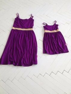 Mom and daughter dress - NANA wear Daughter, Summer Dresses, Mom, How To Wear, Collection, Fashion, Moda, Summer Sundresses, Fashion Styles