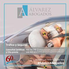 ¿Ha sufrido un accidente de tráfico? ¿lesiones? ¿Problemas con la compañía aseguradora? Reclame su indemnización. http://alvarezabogadostenerife.com/?p=2432 #SomosAbogados