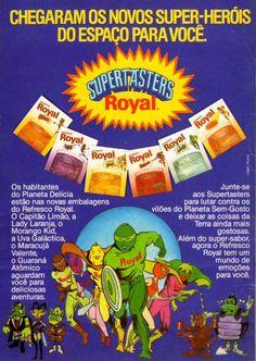 Refrescos Royal - Supertasters (1988)