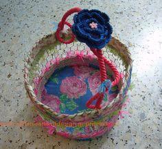 Handmade basket for Greek Easter and. Greek Easter, Crochet Earrings, Handmade Items, Basket, Create, Jewelry, Jewlery, Jewerly, Schmuck