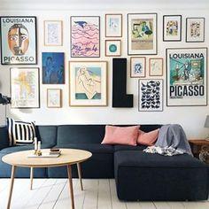 mug handle design Decor Room, Living Room Decor, Wall Decor, Home Decor, Room Inspiration, Interior Inspiration, Home And Deco, My New Room, Feng Shui