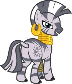 Zecora by NabbieKitty on DeviantArt