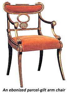 Regency Style: Regency Furniture