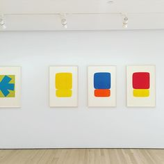 A group of drawings and prints by #EllsworthKelly is on view in the gallery outside the theater. These works are presented in memory of the artist who passed away in December at the age of 92. In a career that spanned more than 6 decades Kelly explored various permutations of solid shape delicate line and color almost always as a retranslation of what he found by looking carefully at the world. All my work comes from perceiving he once explained. The Whitney is proud to hold over 40 works by…
