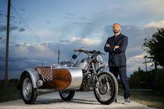 I'm not a fashionable man,. Cafe Racer Magazine, Bike Shed, Motorcycle Garage, Bobber, Antique Cars, Bmw, Vehicles, Motorcycles, Trucks