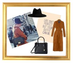 """""""Fall fashion"""" by christina-mos on Polyvore featuring Yves Saint Laurent, Martin Grant and MICHAEL Michael Kors"""