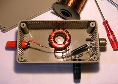9:1 Magnetic Longwire Balun / Unun | M0UKD Amateur Radio Station Information Page