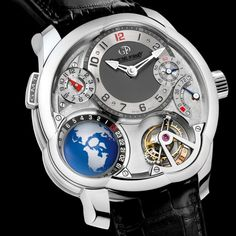 Greubel-Forsey-GMT-Worldtime-Tourbillon-Watch