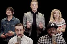You Have To Listen To This A Cappella Mash-Up Of Michael Jackson's Career