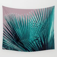 Tropical Dream #society6 Wall Tapestry