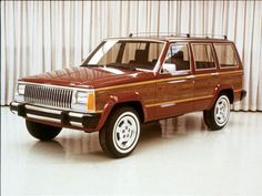 jeep cherokee woody