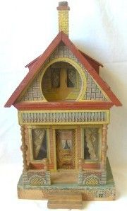 Bliss keyhole doll house
