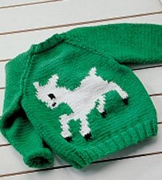 Lamb sweater: a crazy adorable gift for my youngest nephew  #countrywoman #merrychristmas