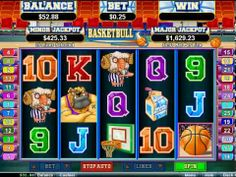 Basketbull - $10,000 USA FREE Online Slots Jungle Game Bonuses