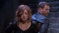 At Kristen's lair, Brady and Melanie find themselves in a dangerous situation.