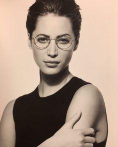 Christy Turlington x Calvin Klein circa 1996 #cnicons
