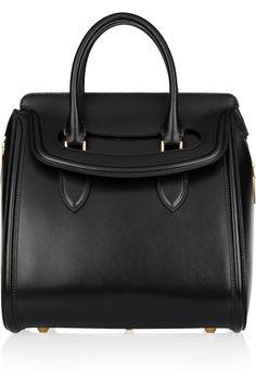 Alexander McQueen|Heroine Medium leather tote