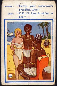 Coastal Cards Postcard - Comic Saucy - Postcard No: 222 - By H. Lime | eBay