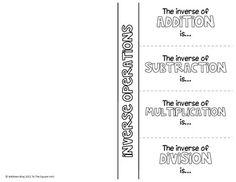 Algebra Mega Foldables Pack {Common Core Aligned}