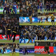 Snapshot of the last two matches played by #KKR  #KorboLorboJeetbo #OneTeamOnePledge