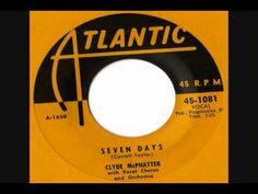 Clyde McPhatter - Seven Days.wmv