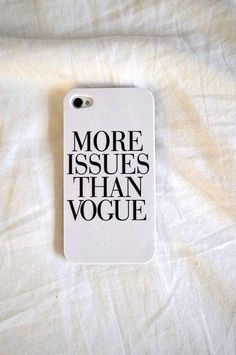 phone cover vogue phone issues white black and white iphone 5 case Girly Phone Cases, Iphone 6 Cases, Phone Covers, Macbook, Tech Branding, Cool Cases, Coque Iphone, Iphone Accessories, Apple Products