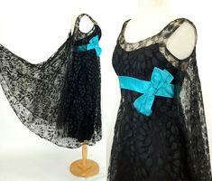 1960s dress trapeze dress tent dress swing dress by vintagerunway