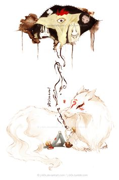 Natsume Yuujinchou by *j-b0x