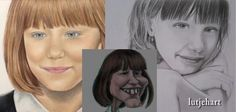 Drawing Grace VanderWaal make by fan || Compilation