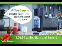 I want one of these SodaStreamS!