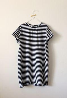 striped knit inari