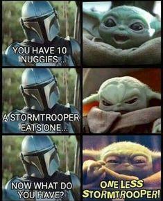 Funny Disney Jokes, Crazy Funny Memes, Really Funny Memes, Funny Relatable Memes, Yoda Meme, Yoda Funny, Yoda Images, Cuadros Star Wars, Star Wars Jokes